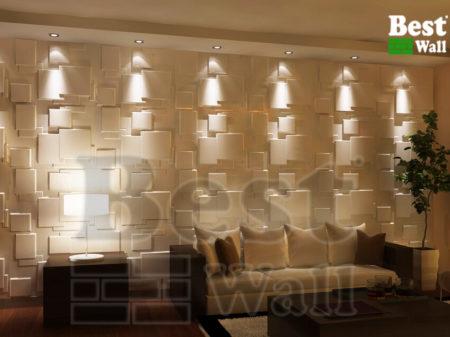 دیوارپوش سه بعدی مدرن