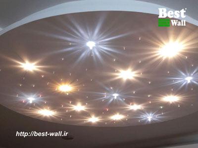 کریستال نورپردازی 8 پر