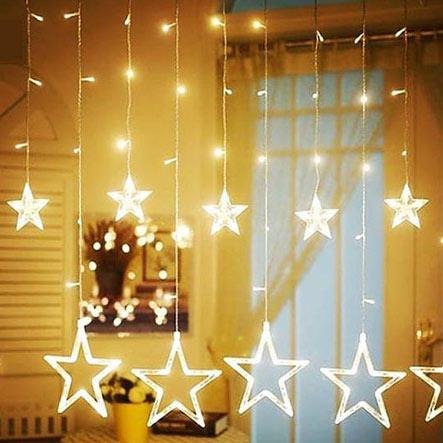 نورپردازی ستاره ای