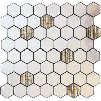 تایل بین کابینتی شش ضلعی