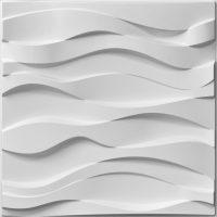 دیوارپوش سه بعدی طرح گیسو