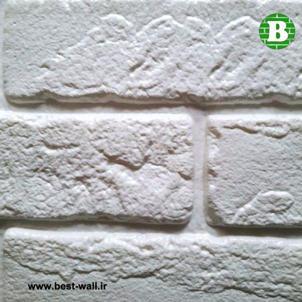 بافت و سطح دیوارپوش فومی آجری بهمنی