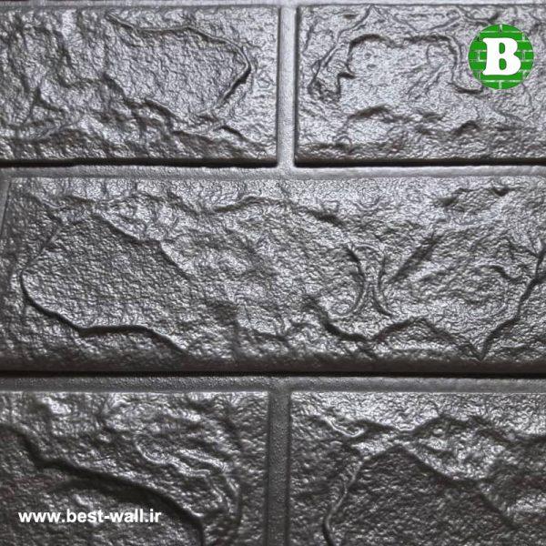 سطح دیوارپوش فومی نقره ای ایرانی