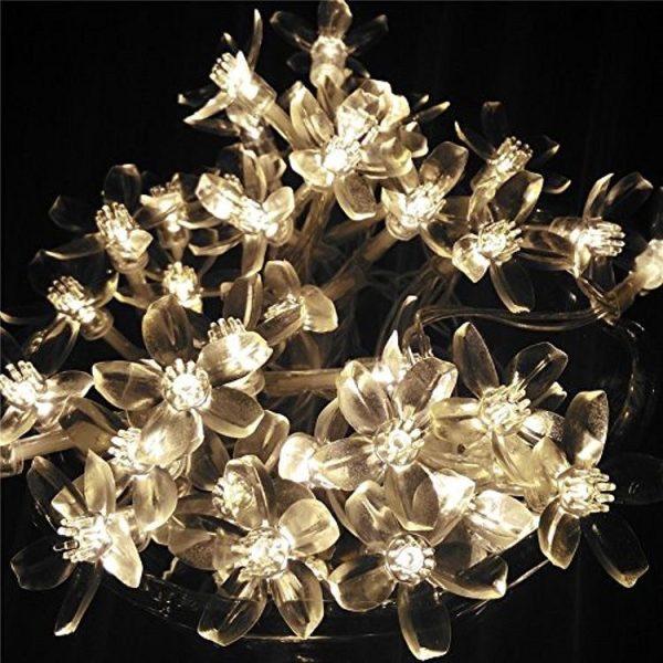 ریسه نوری تزیینی گل