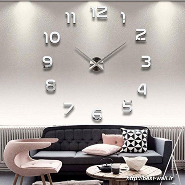 ساعت دیواری شیک و مدرن